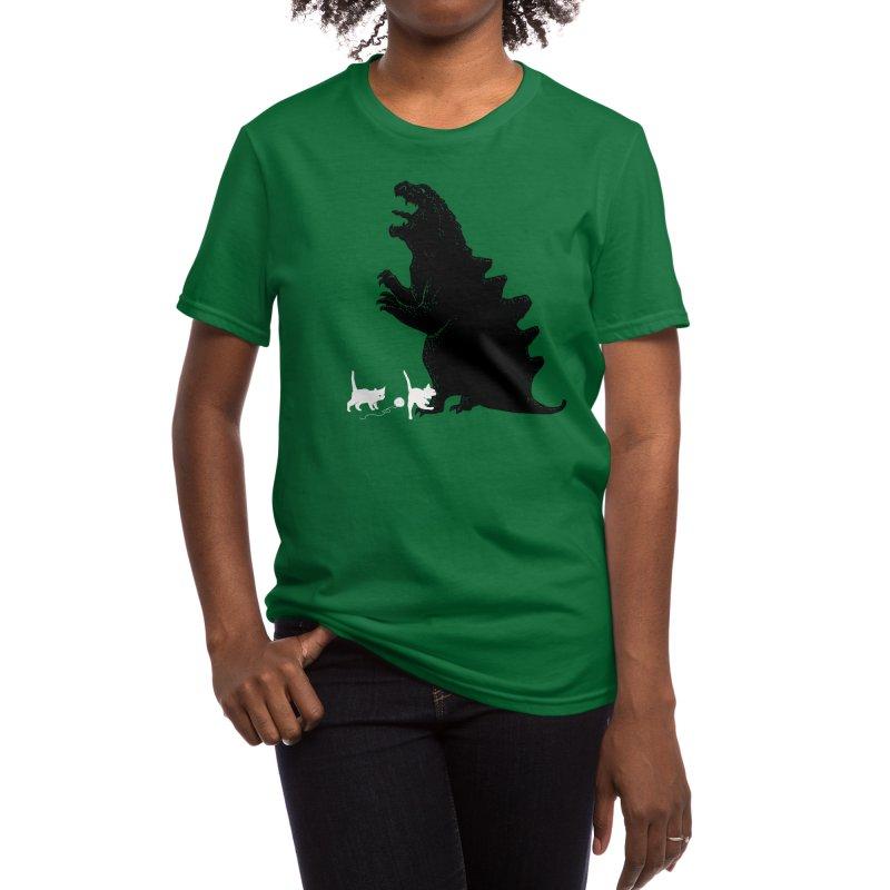 That Hurts Women's T-Shirt by Threadless Artist Shop