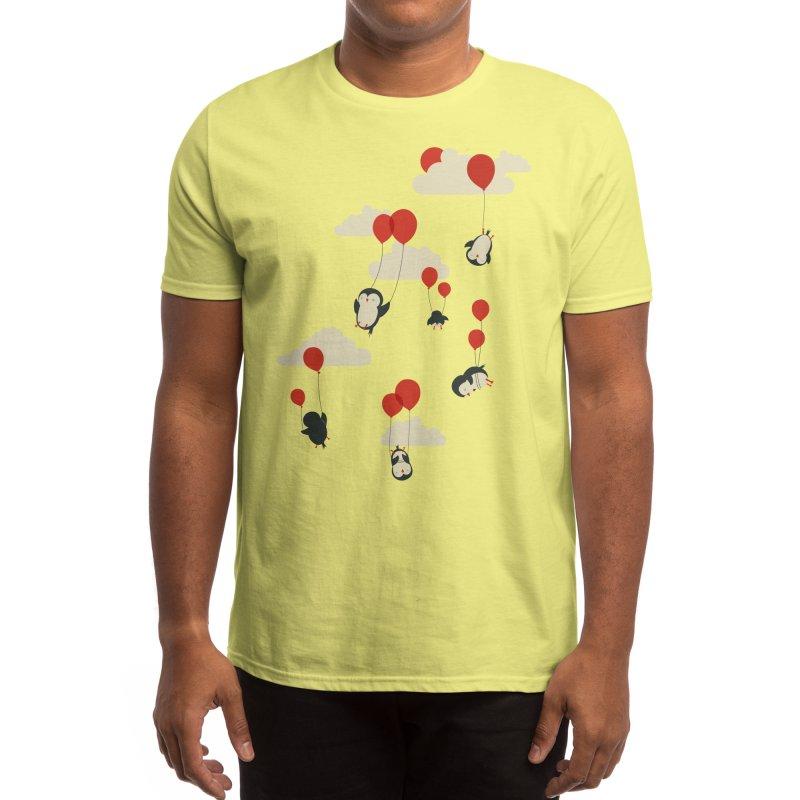 We Can Fly! Men's T-Shirt by Threadless Artist Shop