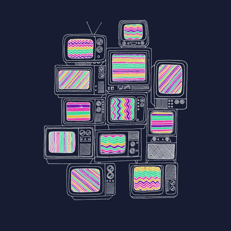 Interference Men's T-Shirt by Threadless Artist Shop