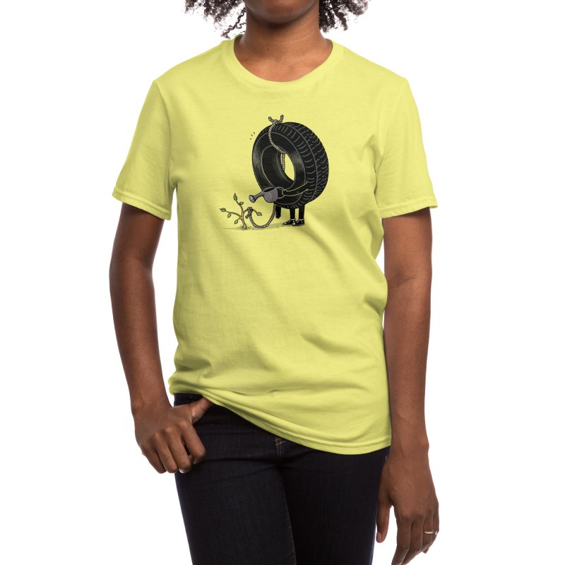 Good Things Come to Those Who Wait! Women's T-Shirt by Threadless Artist Shop