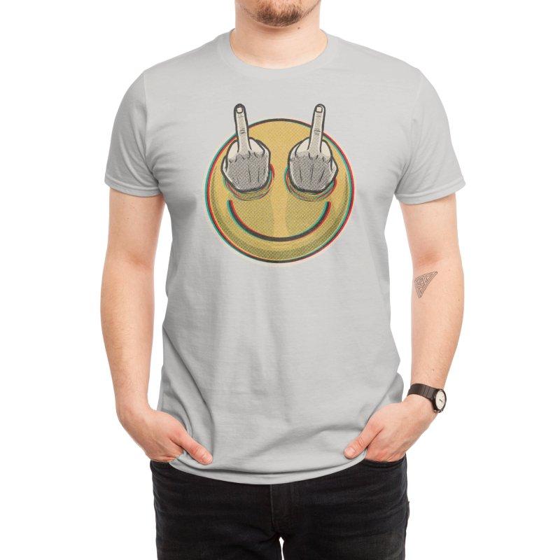 Fuck Feelings Men's T-Shirt by Threadless Artist Shop