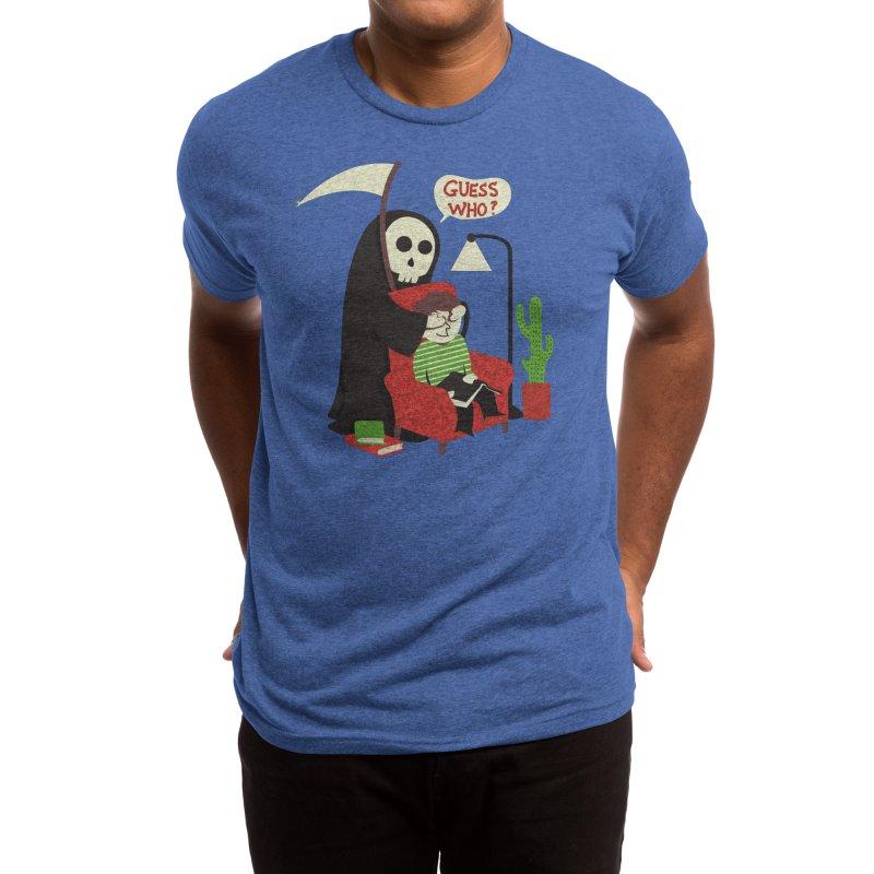 Guess Who Men's T-Shirt by Threadless Artist Shop