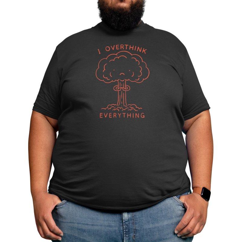 Overthink Men's T-Shirt by Threadless Artist Shop