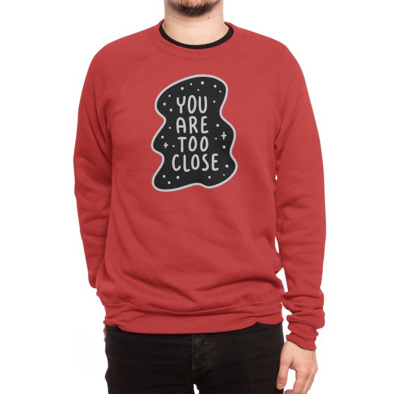 Personal Space Men's Sweatshirt by Threadless Artist Shop
