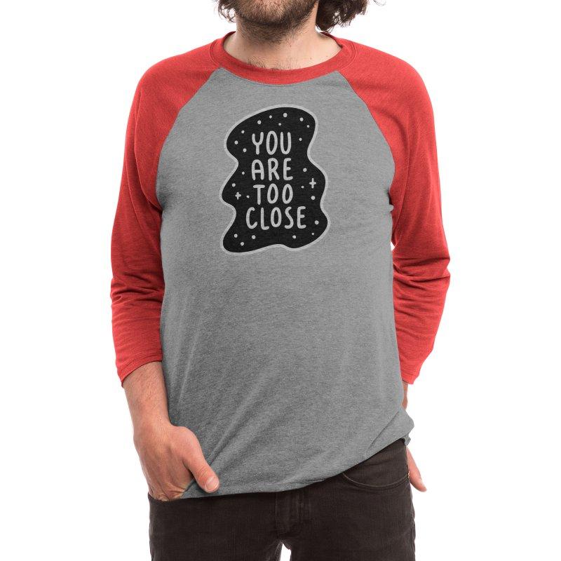 Personal Space Men's Longsleeve T-Shirt by Threadless Artist Shop