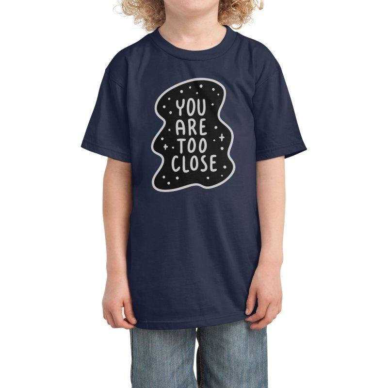 Personal Space Kids T-Shirt by Threadless Artist Shop