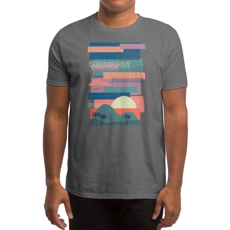 Tropical Skies Men's T-Shirt by Threadless Artist Shop