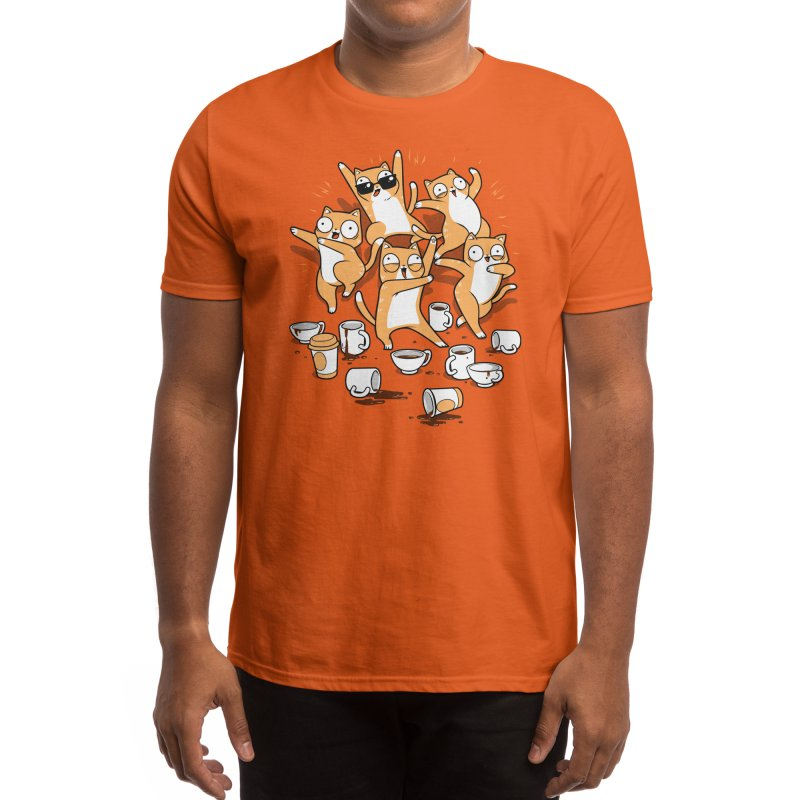 Party Party Party Men's T-Shirt by Threadless Artist Shop