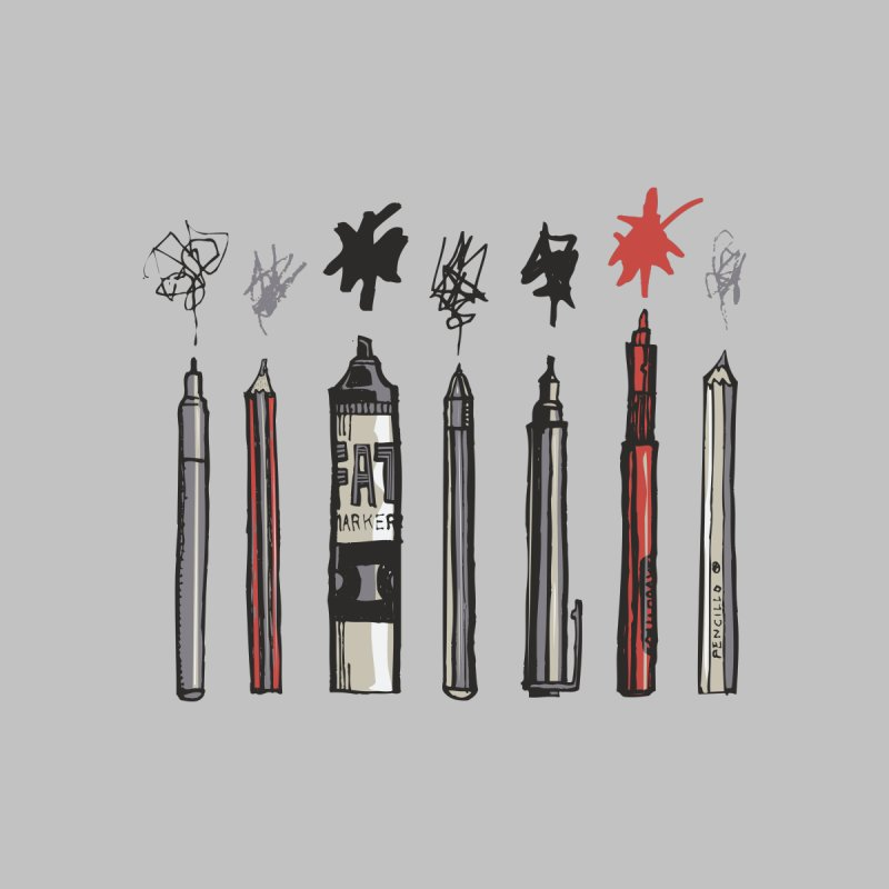 Tools of the Trade Men's T-Shirt by Threadless Artist Shop