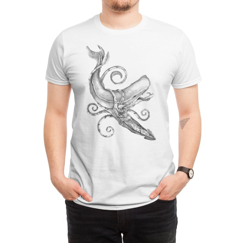 The Squid vs. The Whale Men's T-Shirt by Threadless Artist Shop