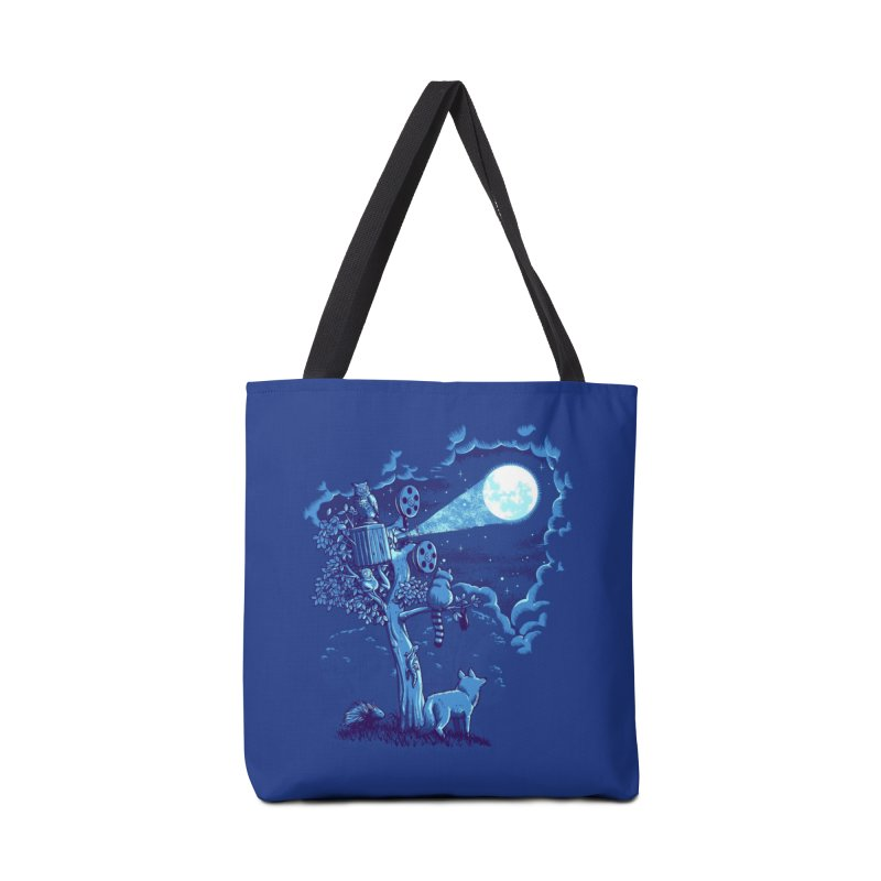 Night Sky Projector Accessories Bag by Threadless Artist Shop