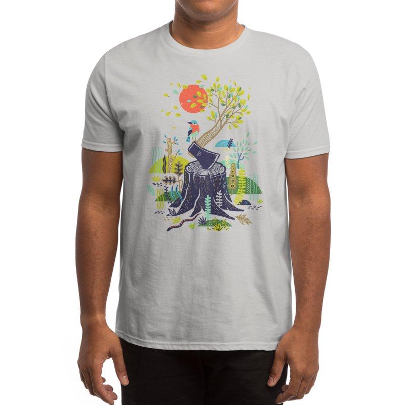 Nature will win Men's T-Shirt by Threadless Artist Shop