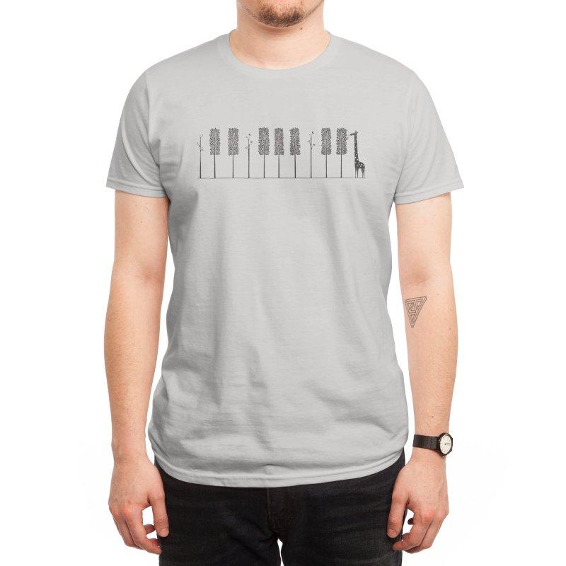 The Pianist Men's T-Shirt by Threadless Artist Shop