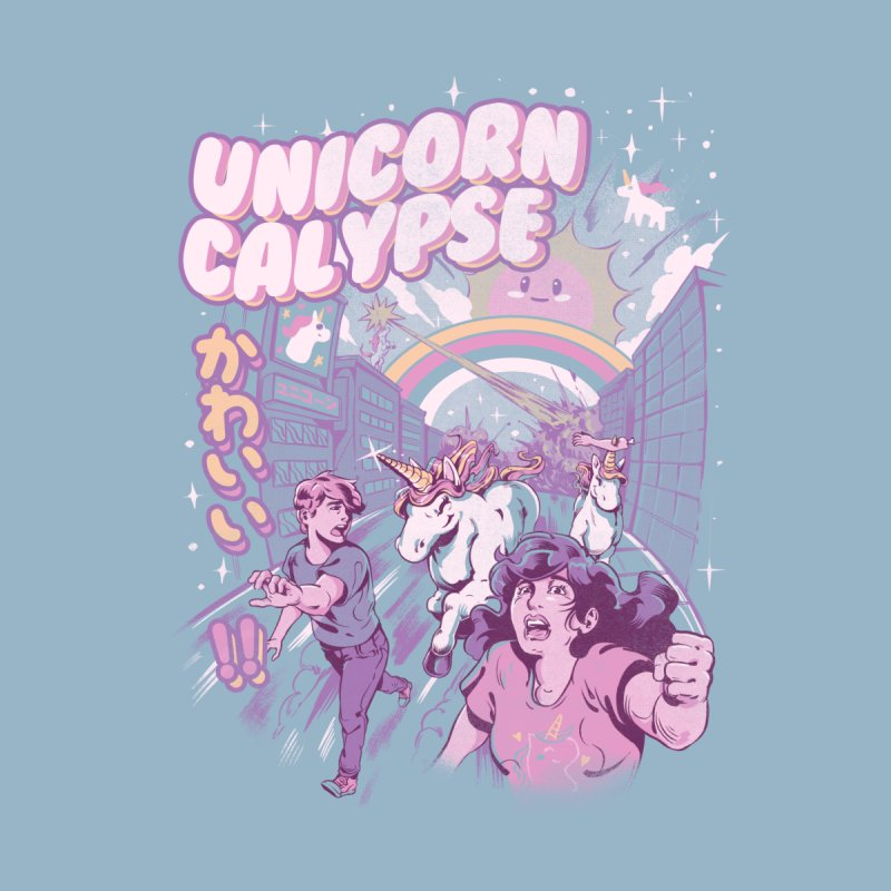 Unicorn Calypse Men's T-Shirt by Threadless Artist Shop