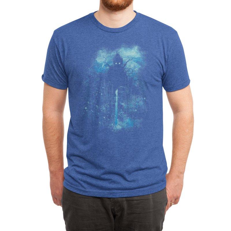 Cthulu Class 5 vs Little Hero Men's T-Shirt by Threadless Artist Shop