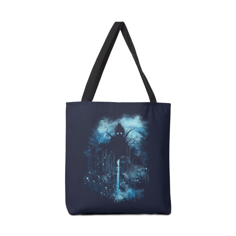Cthulu Class 5 vs Little Hero Accessories Bag by Threadless Artist Shop