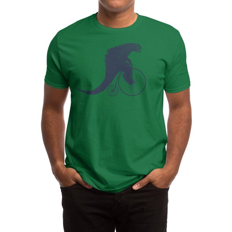 Big ride Men's T-Shirt by Threadless Artist Shop