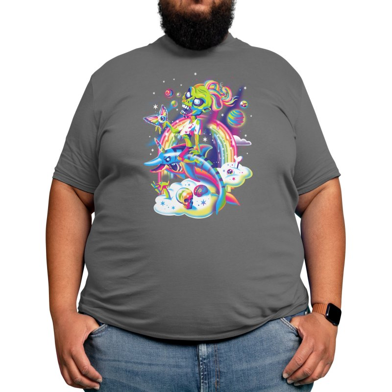 Rainbow Apocalypse Men's T-Shirt by Threadless Artist Shop