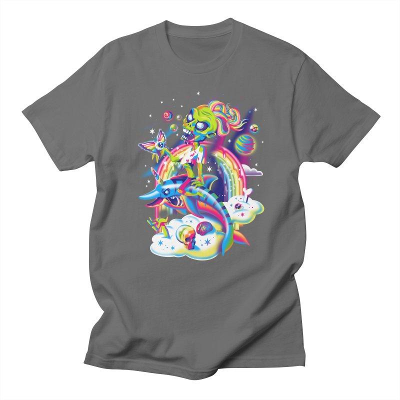 Rainbow Apocalypse Women's T-Shirt by Threadless Artist Shop