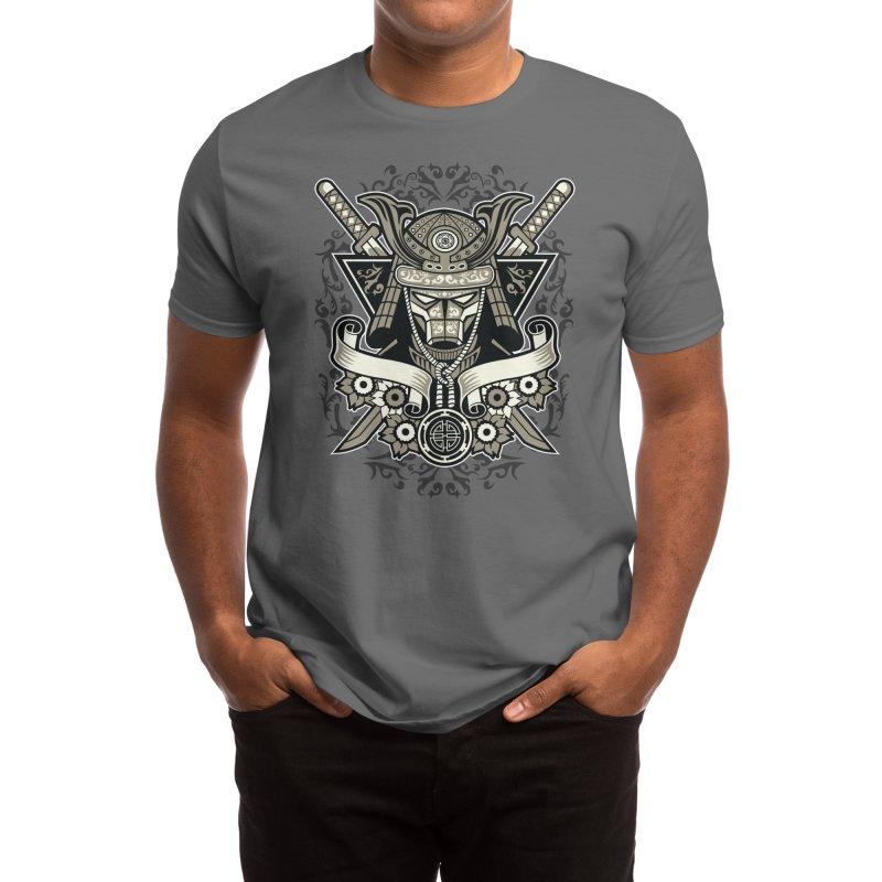 Samurai Warrior Men's T-Shirt by Threadless Artist Shop