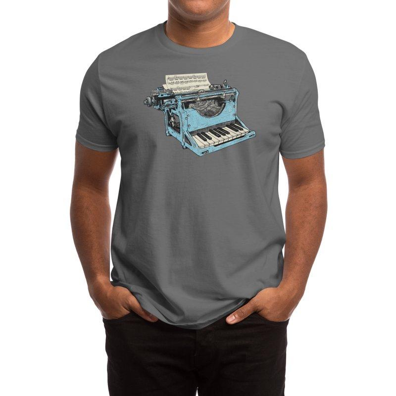 The Composition Men's T-Shirt by Threadless Artist Shop