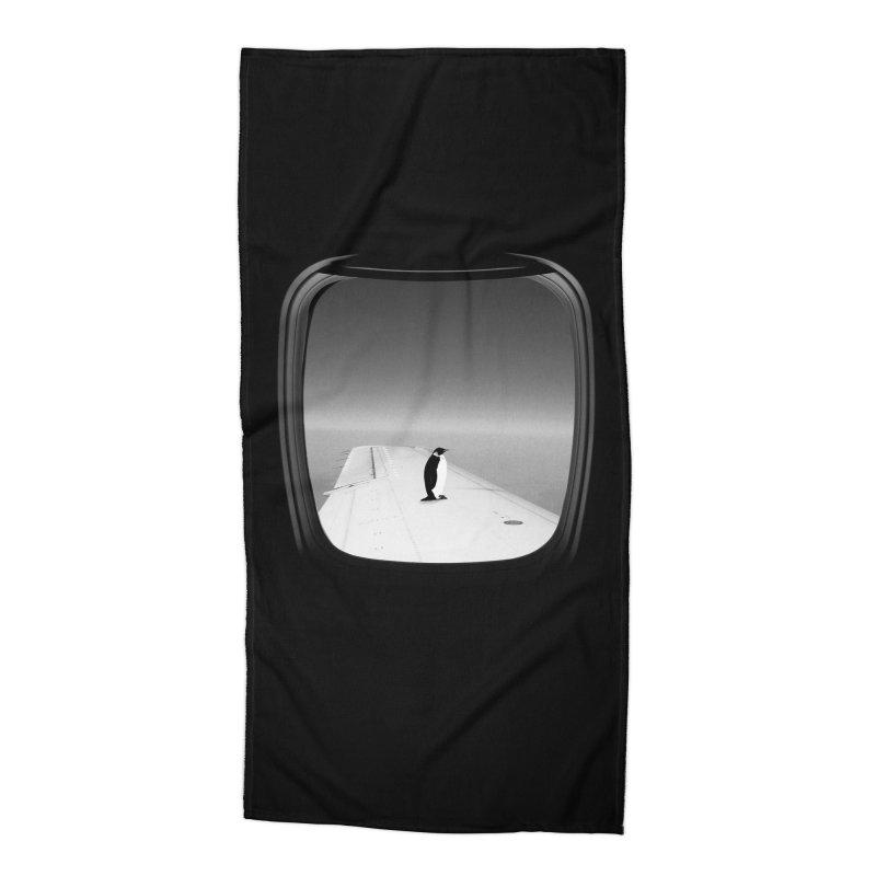 Window Seat - Ross Zietz Accessories Beach Towel by Threadless Artist Shop