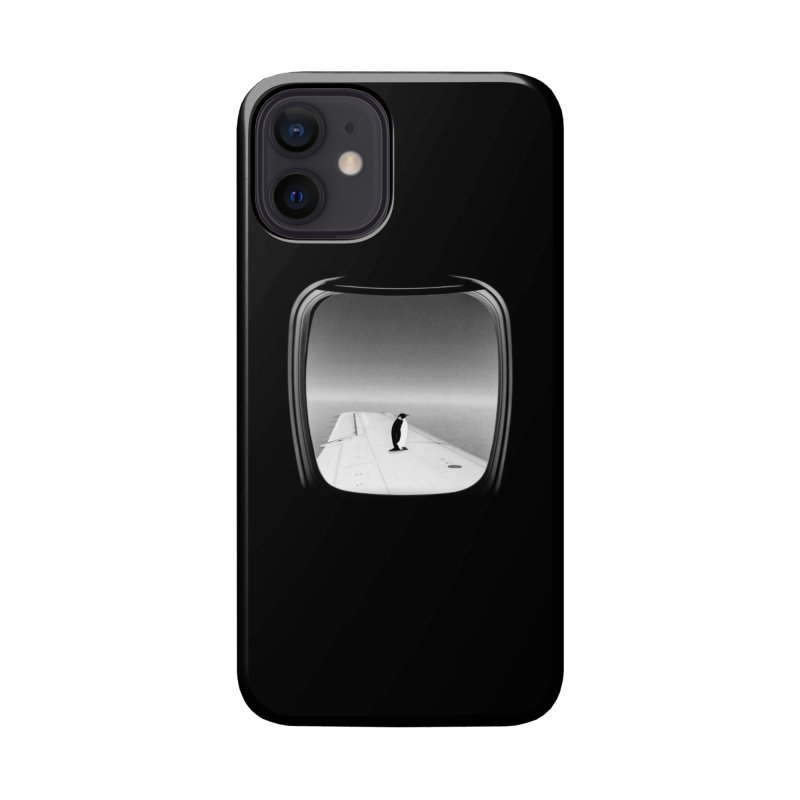 Window Seat - Ross Zietz Accessories Phone Case by Threadless Artist Shop