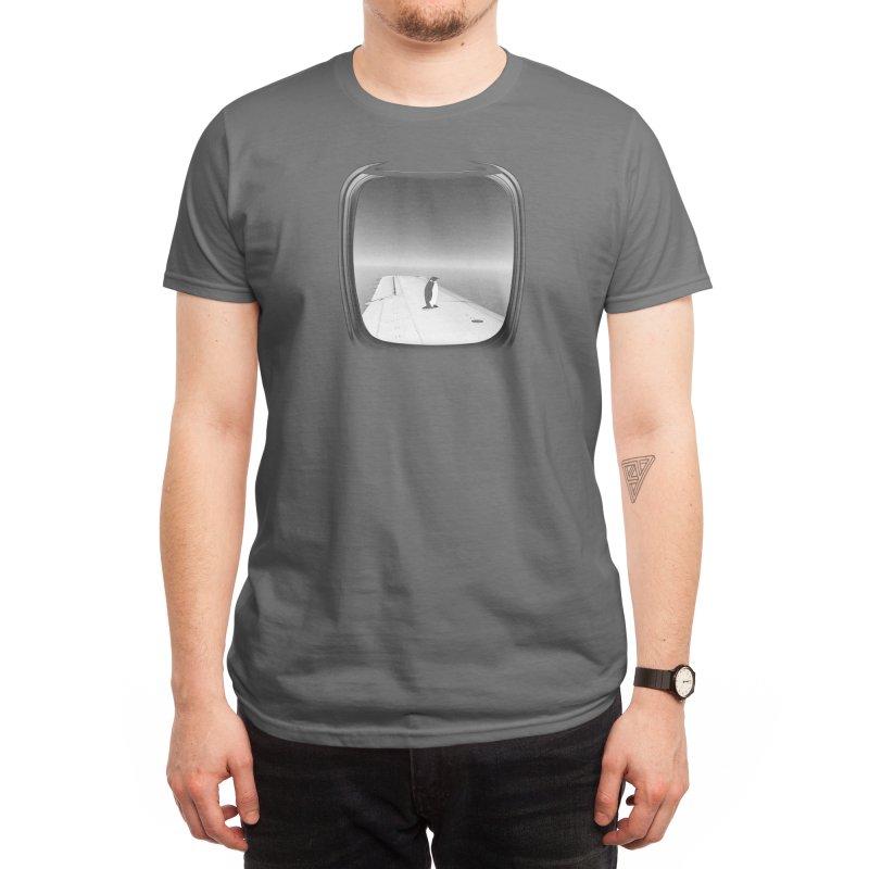 Window Seat - Ross Zietz Men's T-Shirt by Threadless Artist Shop