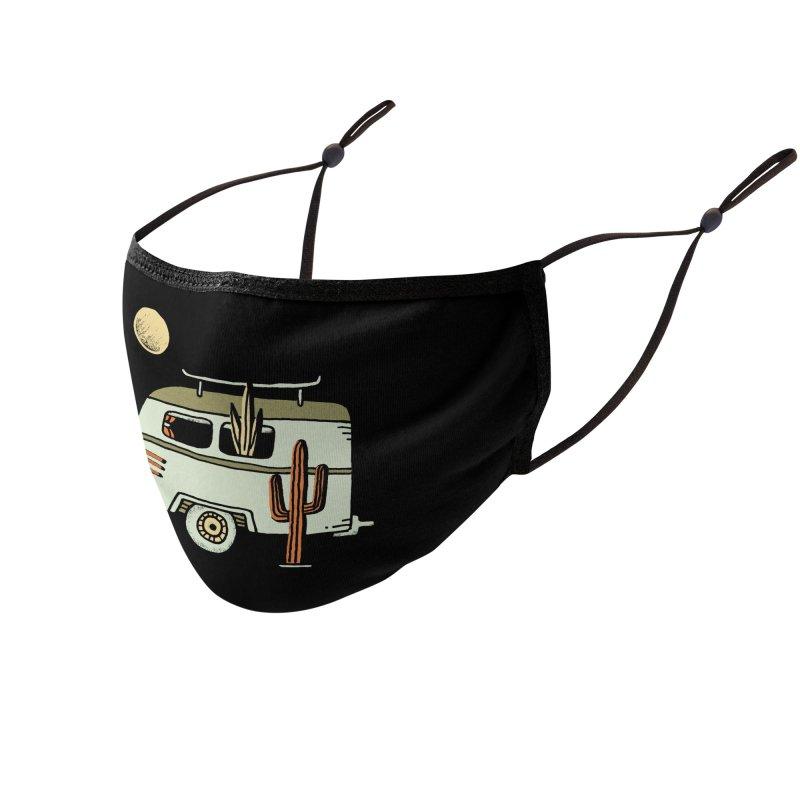Van Life Accessories Face Mask by Threadless Artist Shop