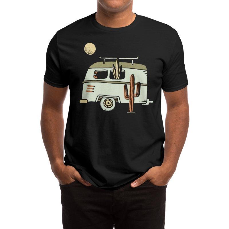 Van Life Men's T-Shirt by Threadless Artist Shop