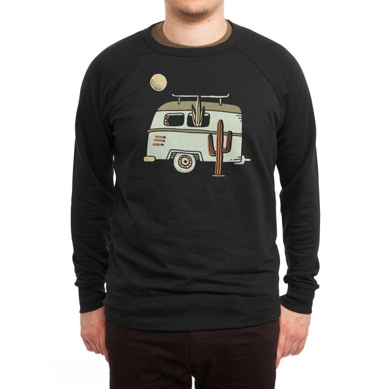 Van Life Men's Sweatshirt by Threadless Artist Shop