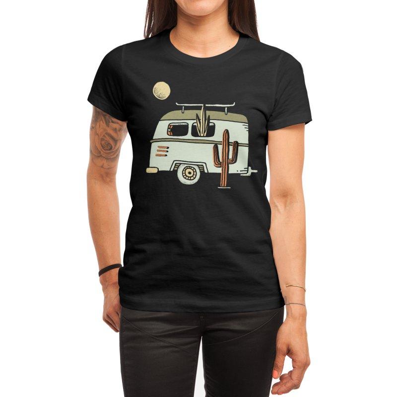 Van Life Women's T-Shirt by Threadless Artist Shop