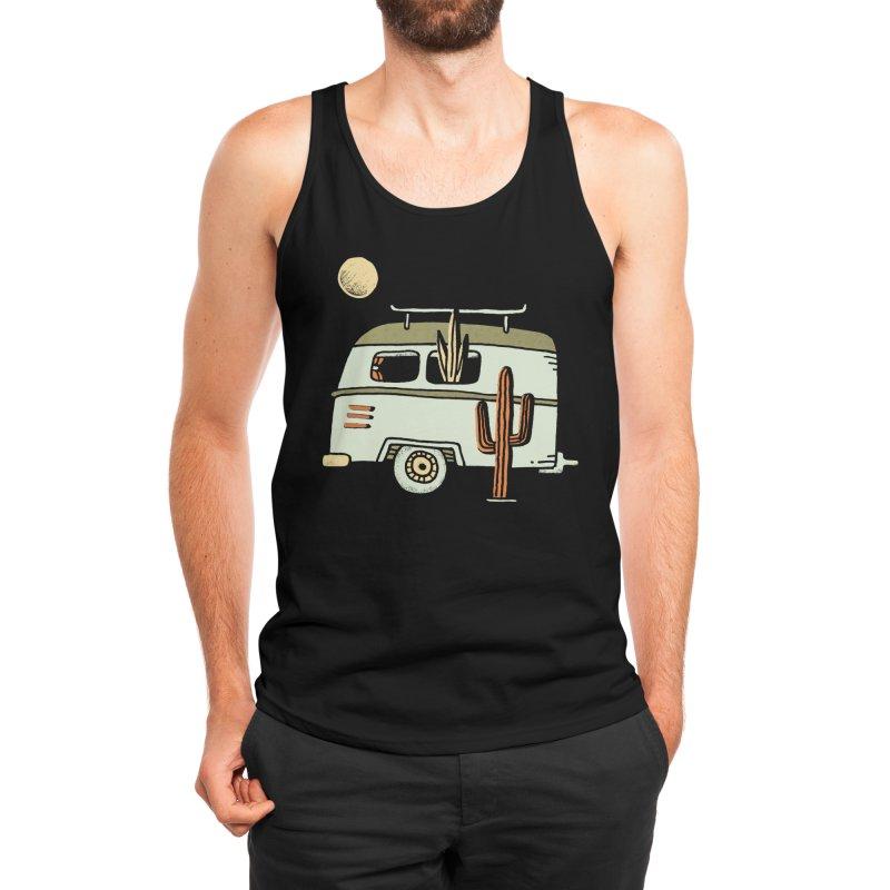 Van Life Men's Tank by Threadless Artist Shop