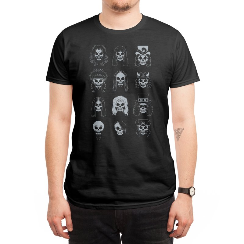 METALHEADS Men's T-Shirt by Threadless Artist Shop