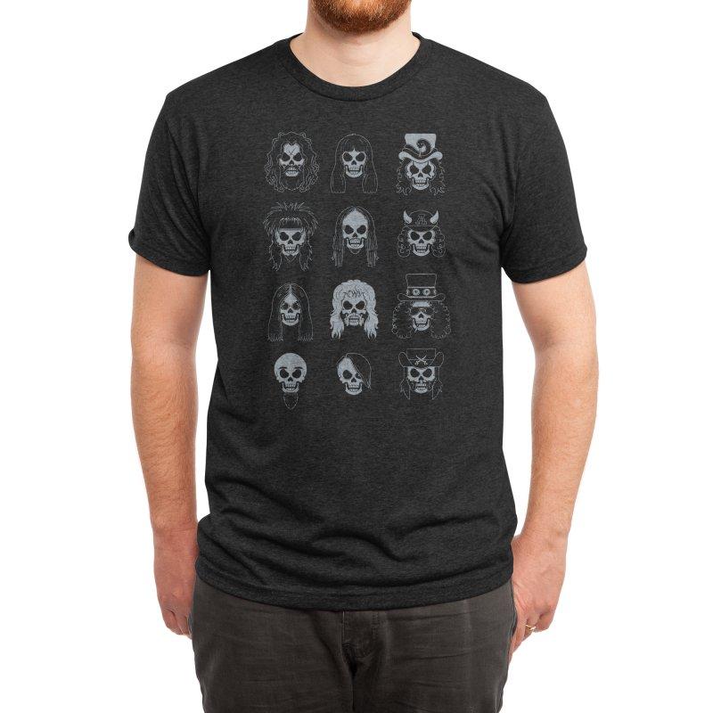 METALHEADS Men's T-Shirt by Threadless Artist Shop