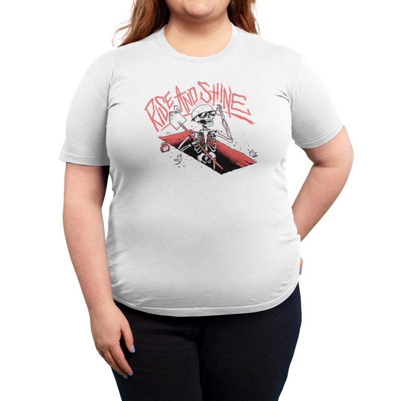 Good Mourning Women's T-Shirt by Threadless Artist Shop