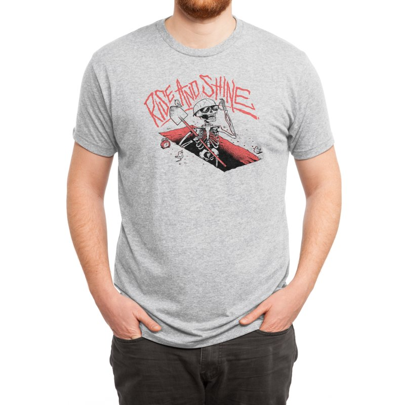Good Mourning Men's T-Shirt by Threadless Artist Shop