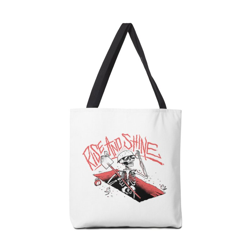 Good Mourning Accessories Bag by Threadless Artist Shop