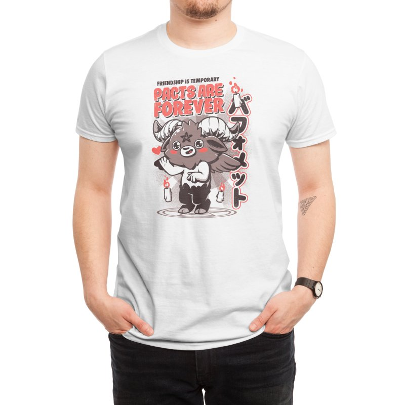 Pacts Are Forever Men's T-Shirt by Threadless Artist Shop