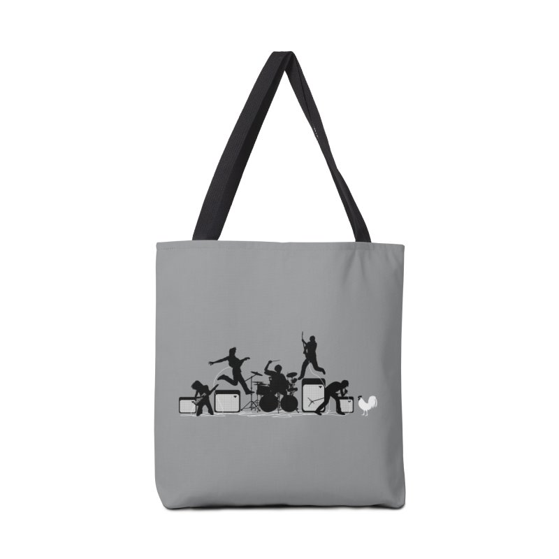 Rock Out With Your Cock Out Accessories Bag by Threadless Artist Shop