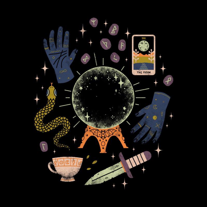 I See Your Future Men's T-Shirt by Threadless Artist Shop