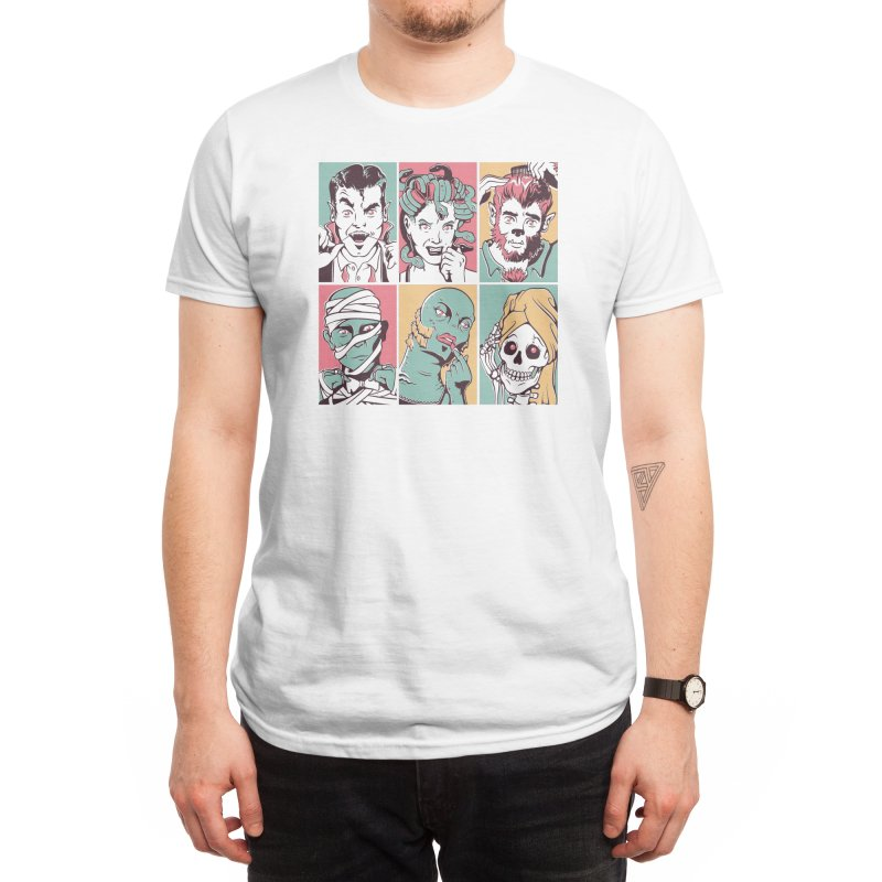 The Monster Mash Men's T-Shirt by Threadless Artist Shop