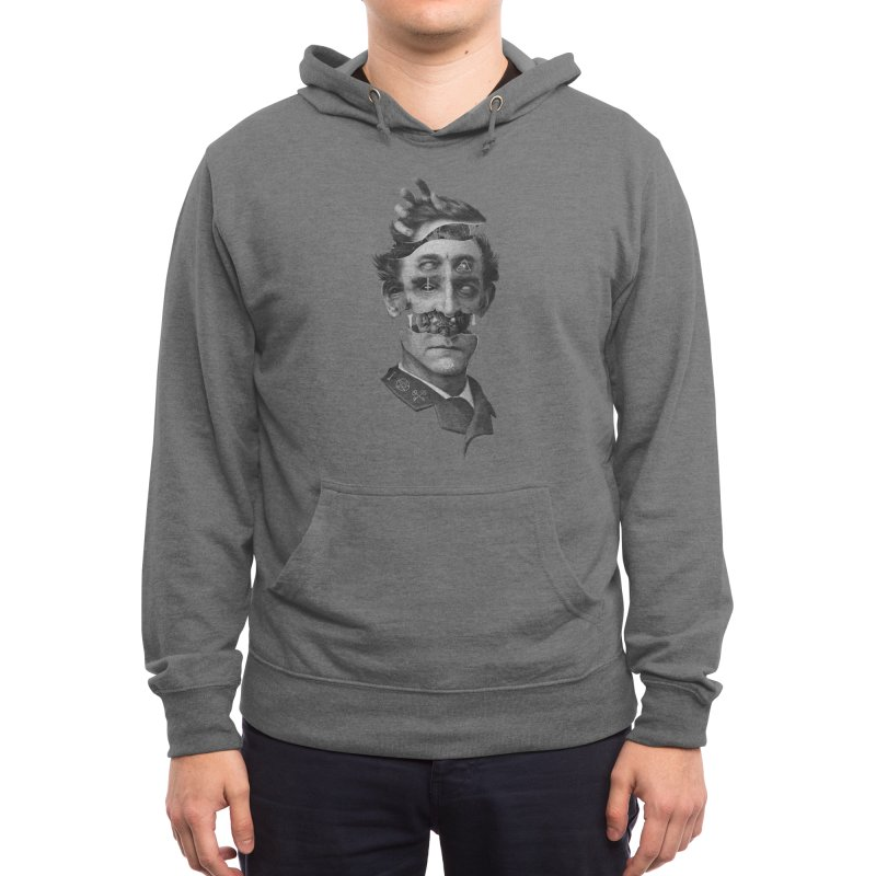 The Visionary Men's Pullover Hoody by Threadless Artist Shop