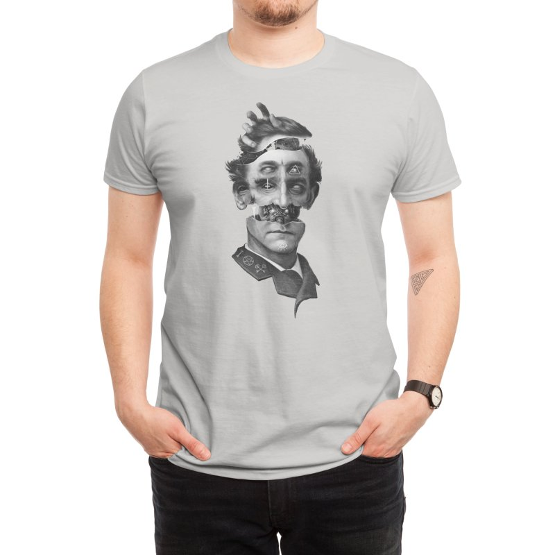 The Visionary Men's T-Shirt by Threadless Artist Shop