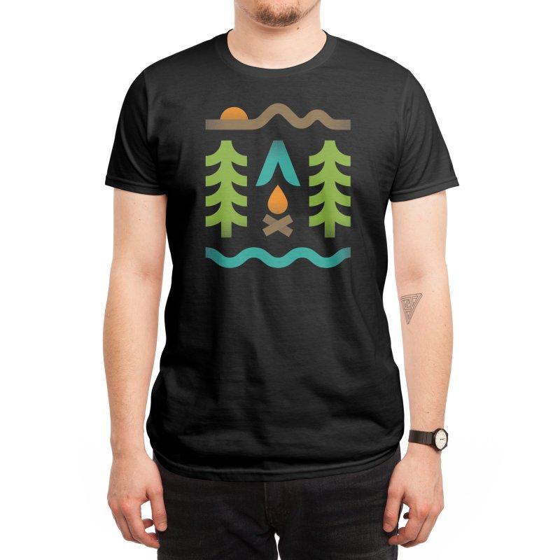 Simple Pleasures Men's T-Shirt by Threadless Artist Shop