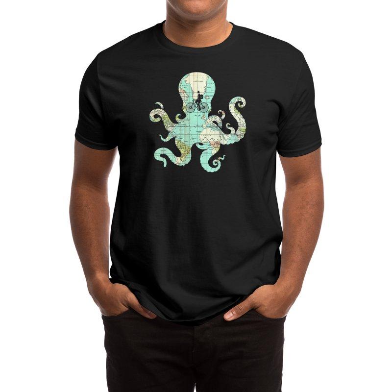 All Around the World Men's T-Shirt by Threadless Artist Shop