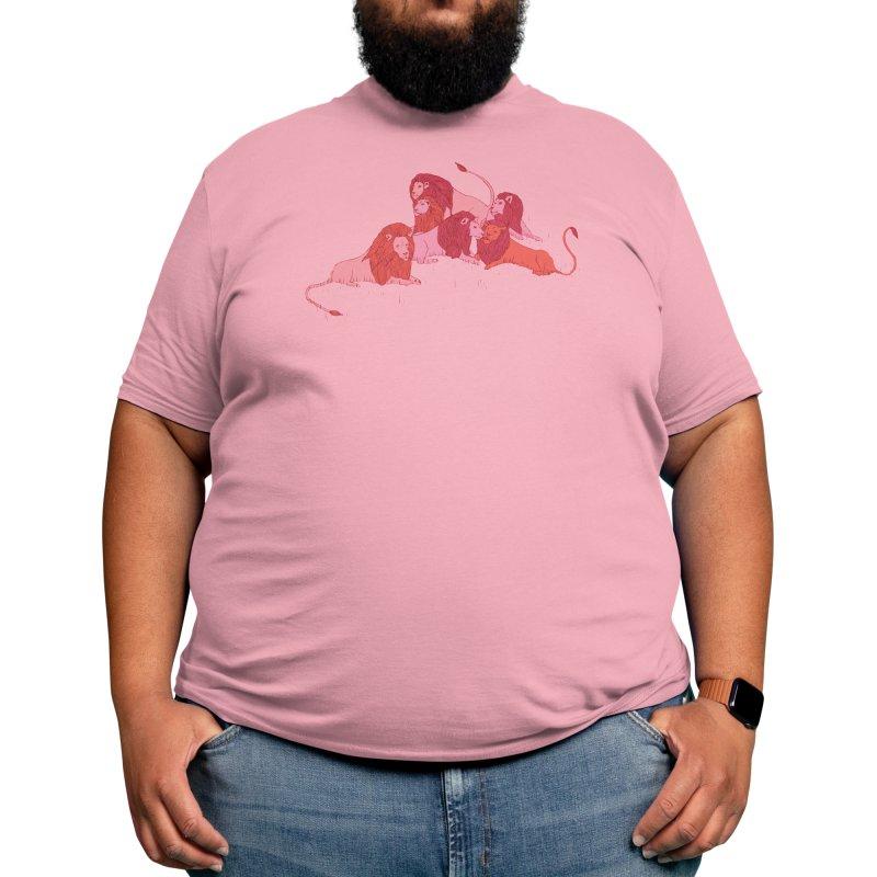 Gay Pride Men's T-Shirt by Threadless Artist Shop