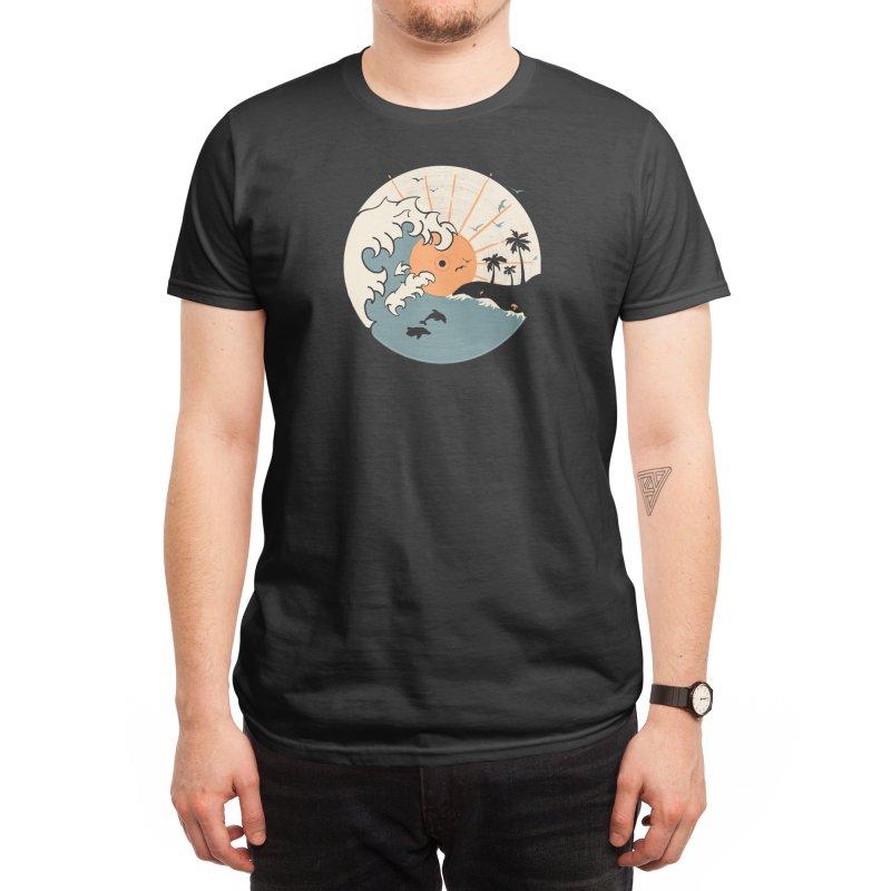 OCN LP... Men's T-Shirt by Threadless Artist Shop
