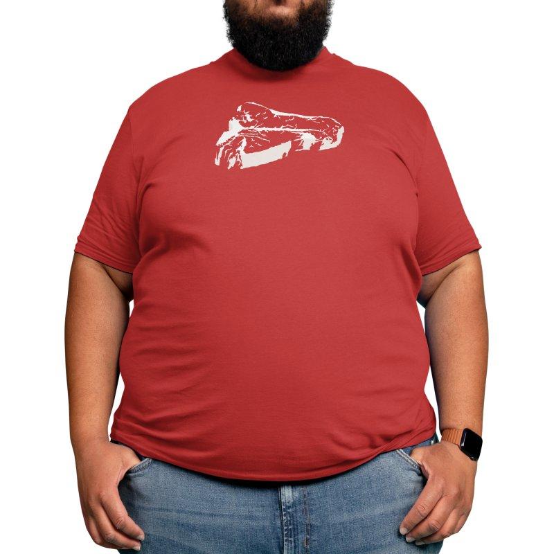 Piece of Meat Men's T-Shirt by Threadless Artist Shop