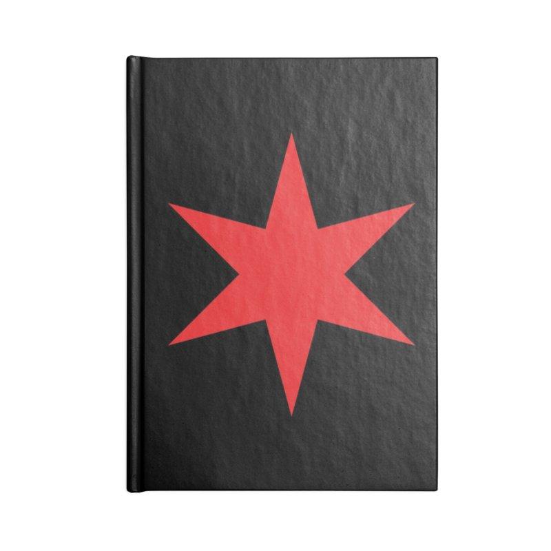 Chicago Accessories Notebook by Threadless Artist Shop